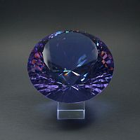 Purple crystal 120 мм