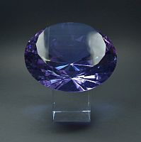 Purple crystal 150 мм